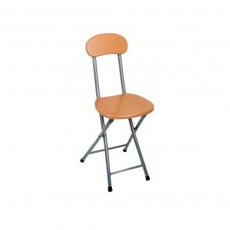 كرسي خشب بيج ,قابل لطى ,رقم YM-219147