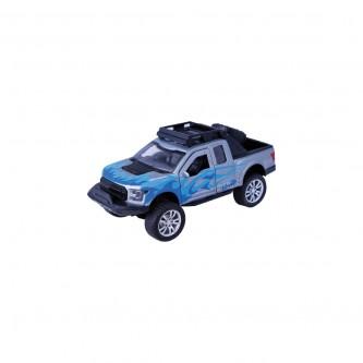 لعبة سيارة حديد دف صغير بعلبة الوان متعددة موديل K135B