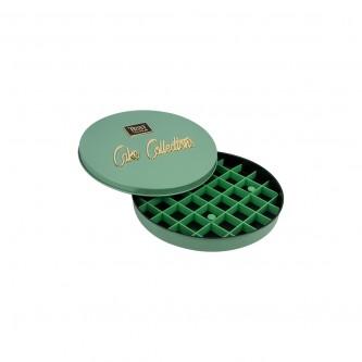 صواني فرن هوست دائري - مقاومة للالتصاق اخضر صغير - HHSR110G