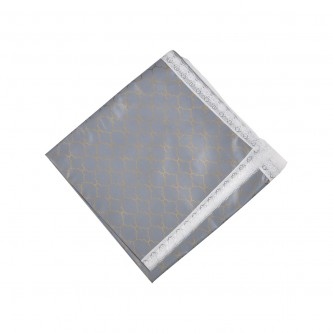 مفرش طاولة مستطيل مقاس 140x100 سم , رقم 210082