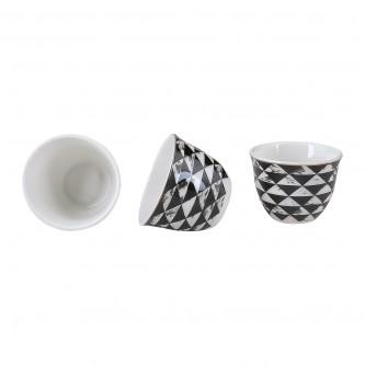 طقم فناجين قهوة عربي 12 فنجان , رقم 775382