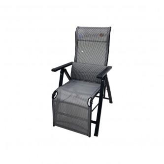 كرسي وسرير 2 في 1 للرحلات والتخييم قابل للطي YM-16993