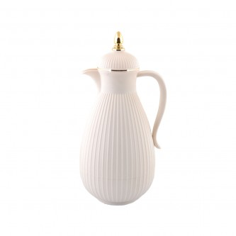 ترمس شاي وقهوة ,الباندا , ريبون , الوان متعددة مقاس 1.0 لتر , رقم RE-1-071