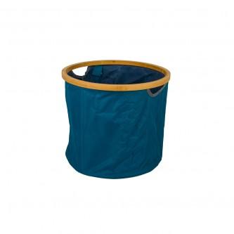سلة غسيل ملابس وتخزين قماش متعدد الاستخدام مدور رقم LCB17007